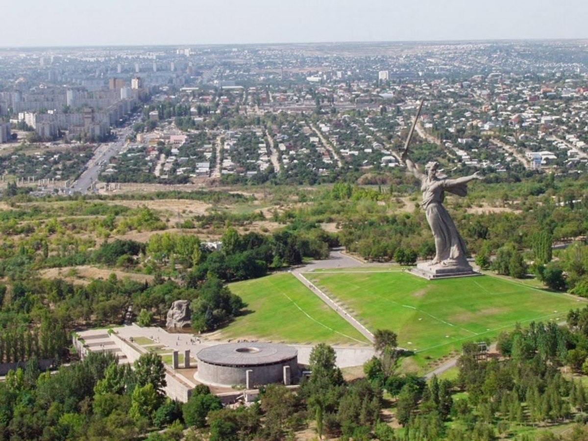 In the end Soviet troops would take back Mamayev Kurgan at a heavy cost.