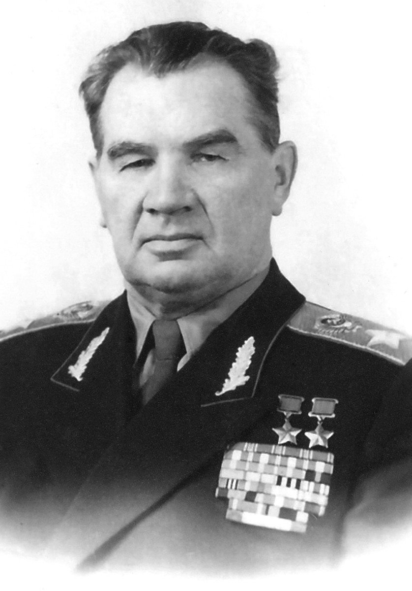 Vasily Chuikov would lead the Red Army forces atop Mamayev Kurgan.Chuikov would personally accept the German surrender of Berlin on May 1, 1945.