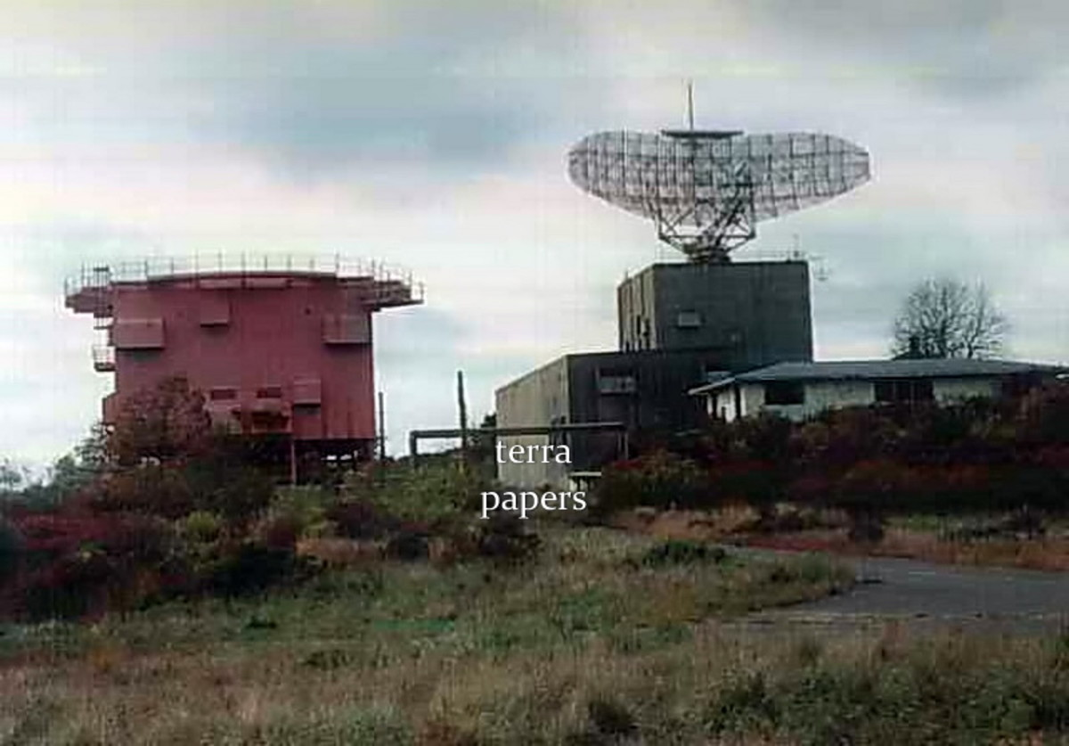 This is the radar dish used for mind control experiments and EF transmissions at Camp Hero, Montauk, New York.