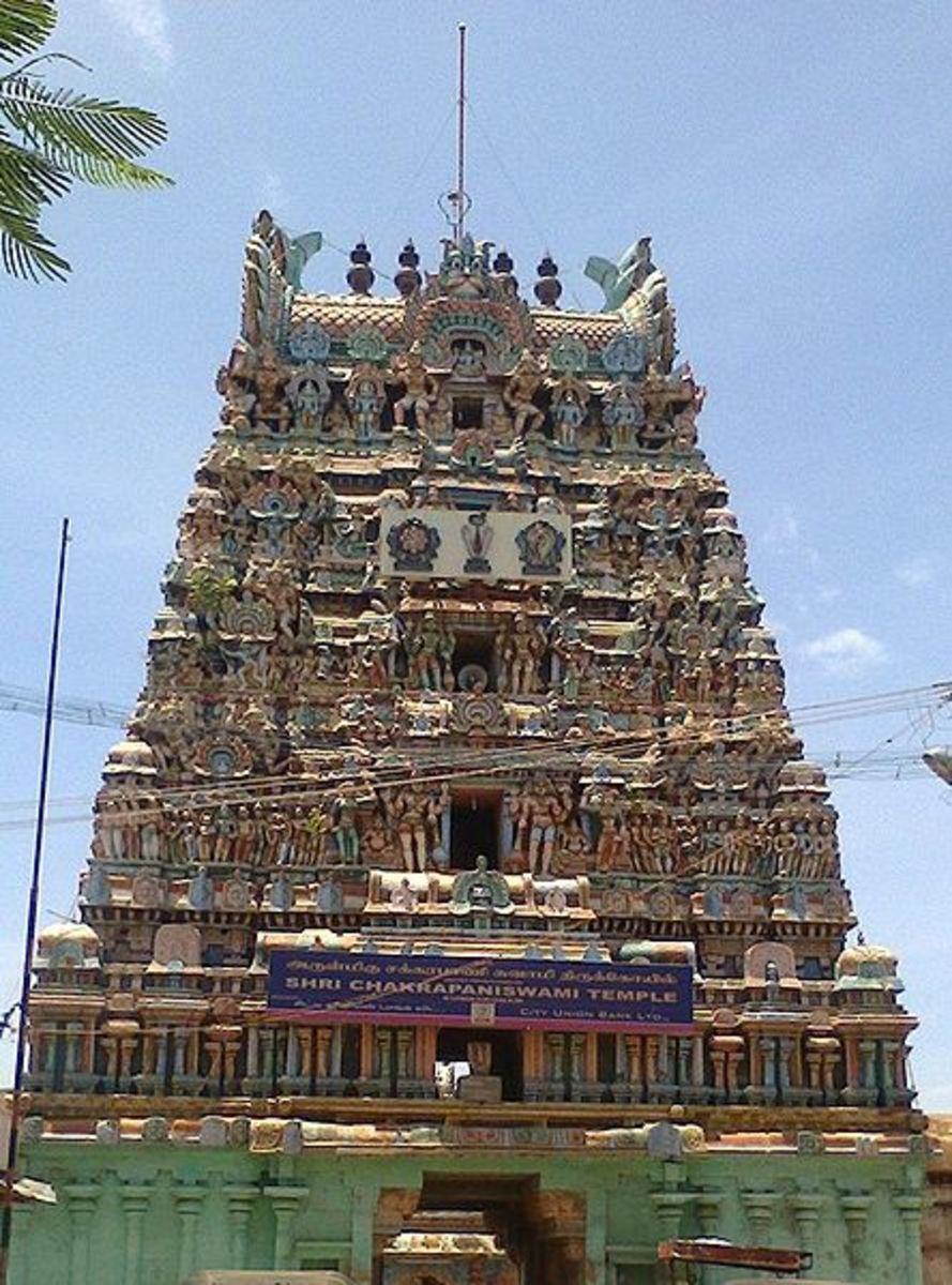 Kumbakonam Chakrapani Temple