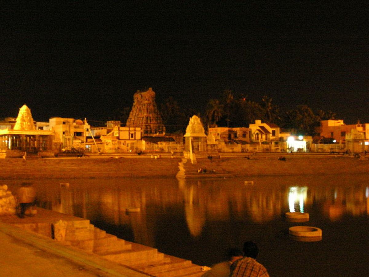 Shiva Temple, Kumbakonam