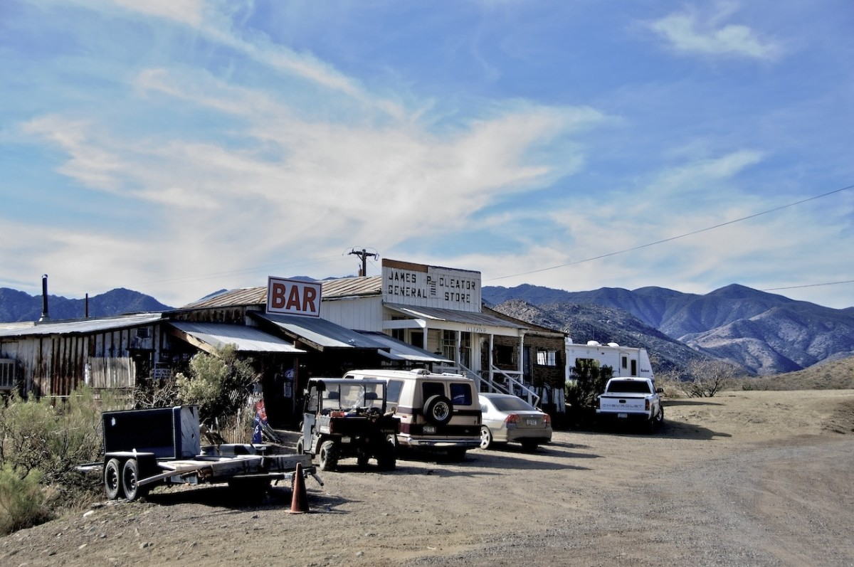 Cleator, Arizona - General Store and Bar