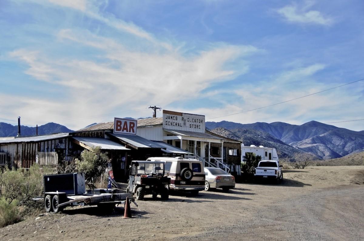 Cleator, Arizona - General Store and Bar