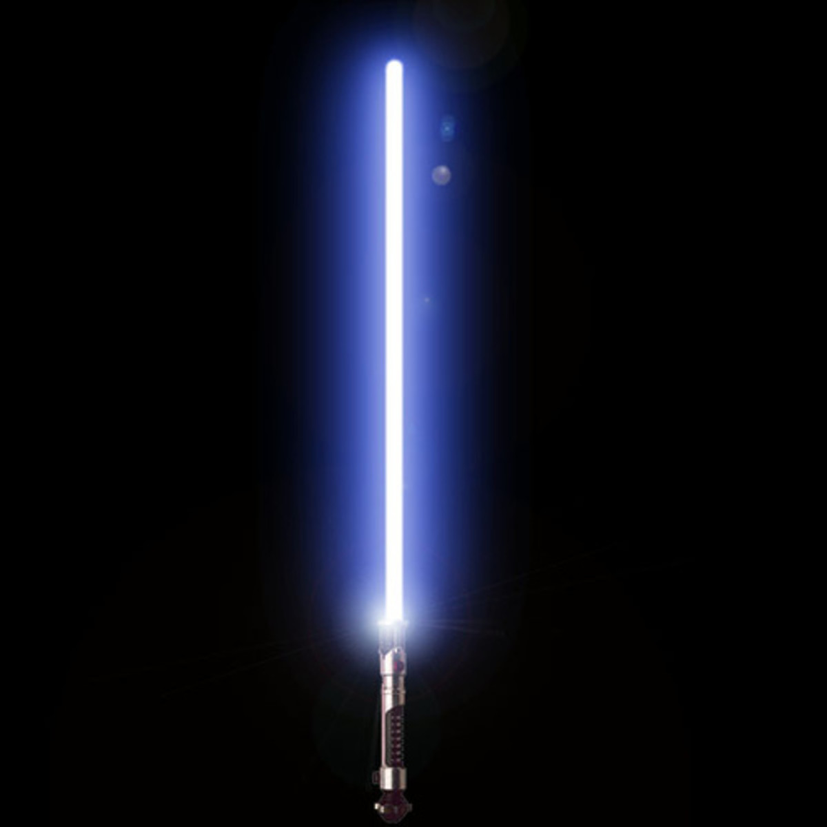Blue lightsaber