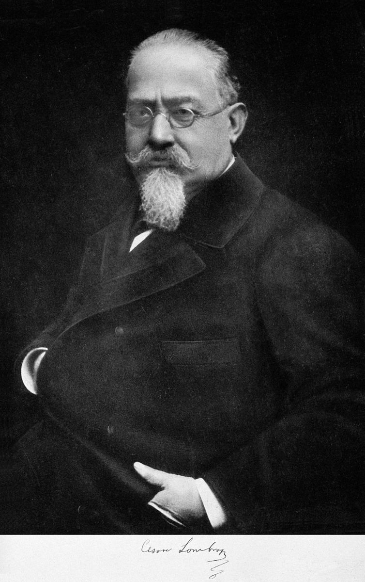 Cesare Lombroso, A Father of Modern Criminology