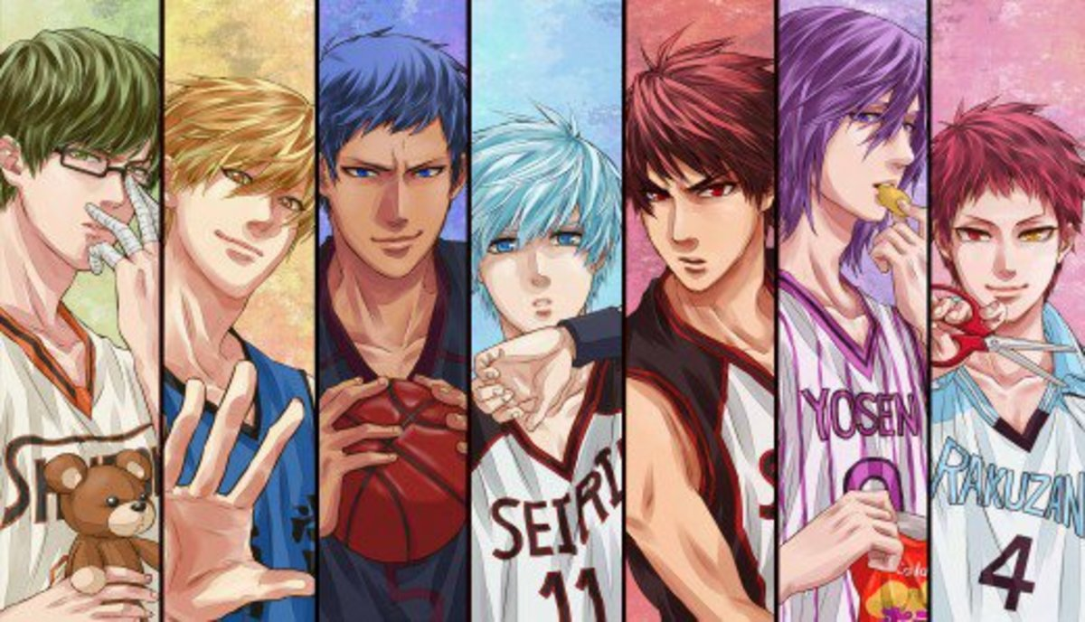 Interesting Facts about Kuroko no Basuke