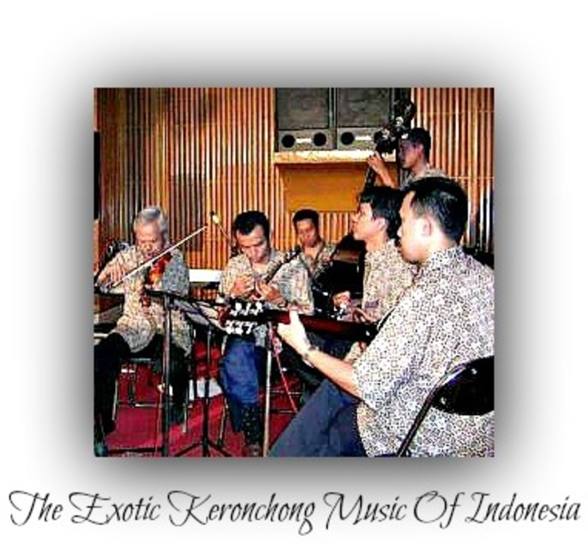 Keroncong Music Of Indonesia