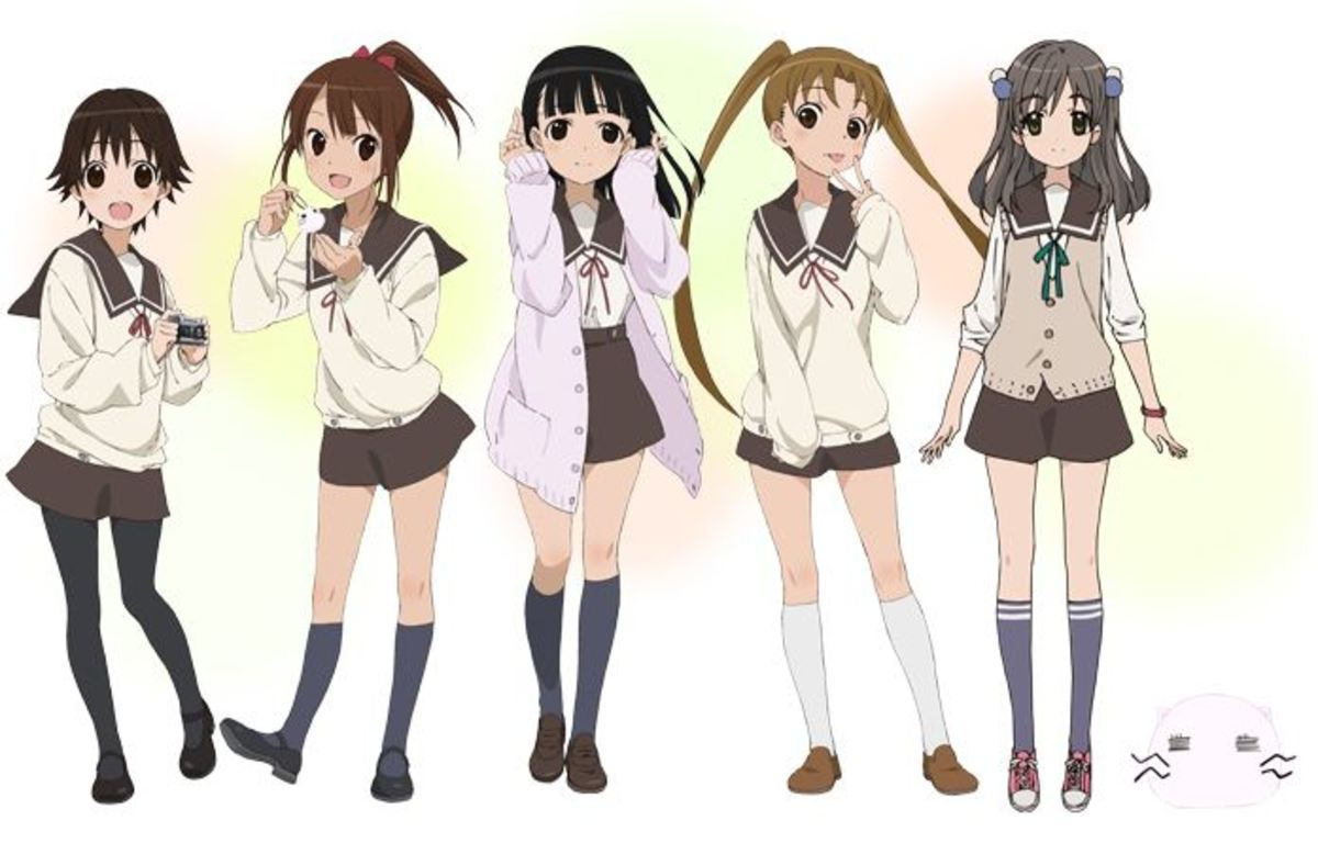 from 'Tamayori More Aggressive' Shoujo Anime