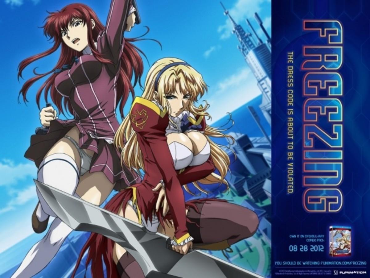 From 'Freezing'-Shonen Anime