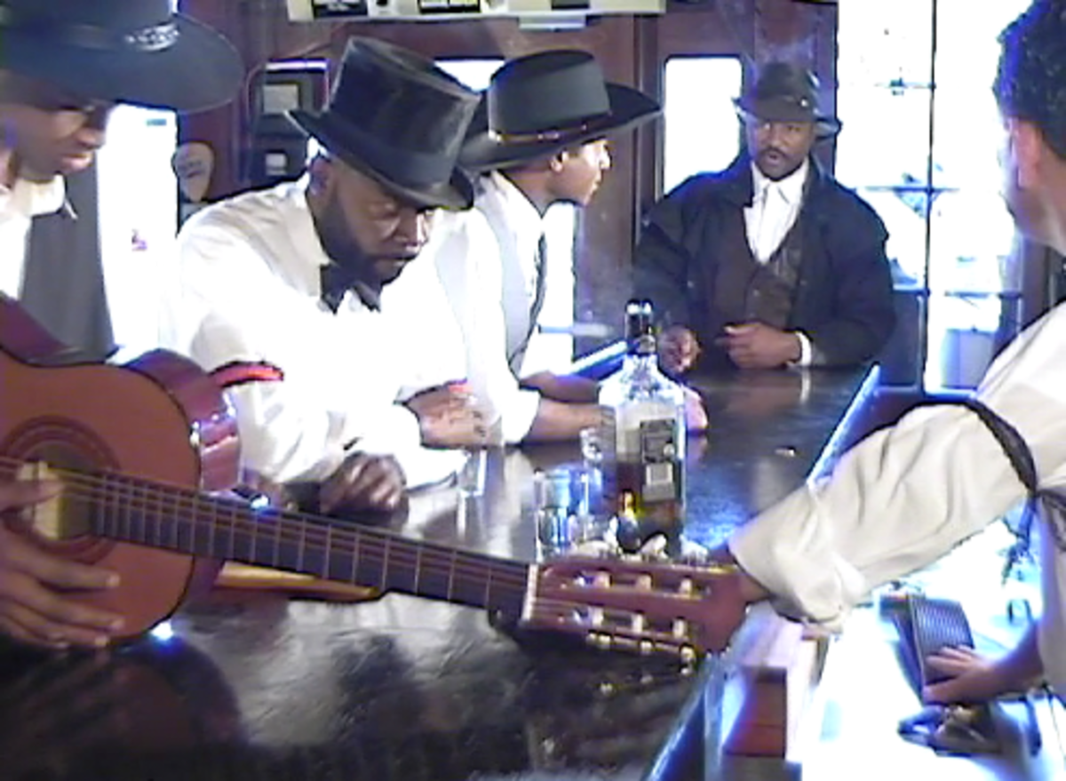 The one hundred year (1901-2001) story of blues,  jazz, and culture on historic Beale Street is reenacted in the docudrama Take Me Back to Beale.
