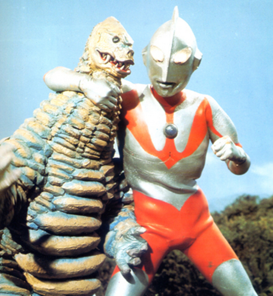 Red King vs. Ultraman: Red King was originally the final enemy.