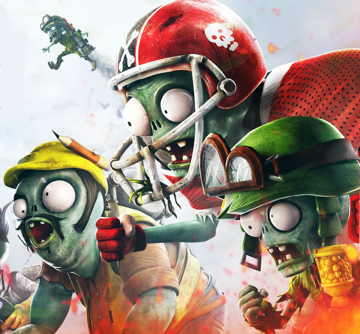Plants Vs Zombies: Which Zombie Are You?