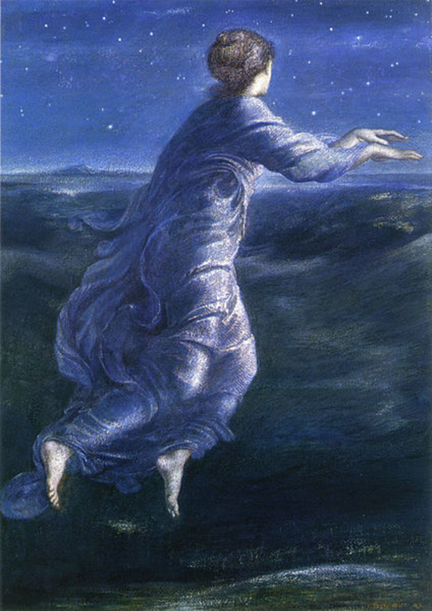 Edward Burne-Jones (1833–1898) PD-art-100
