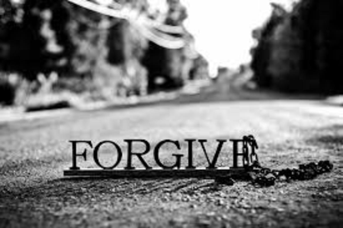 To Forgive or To Not Forgive