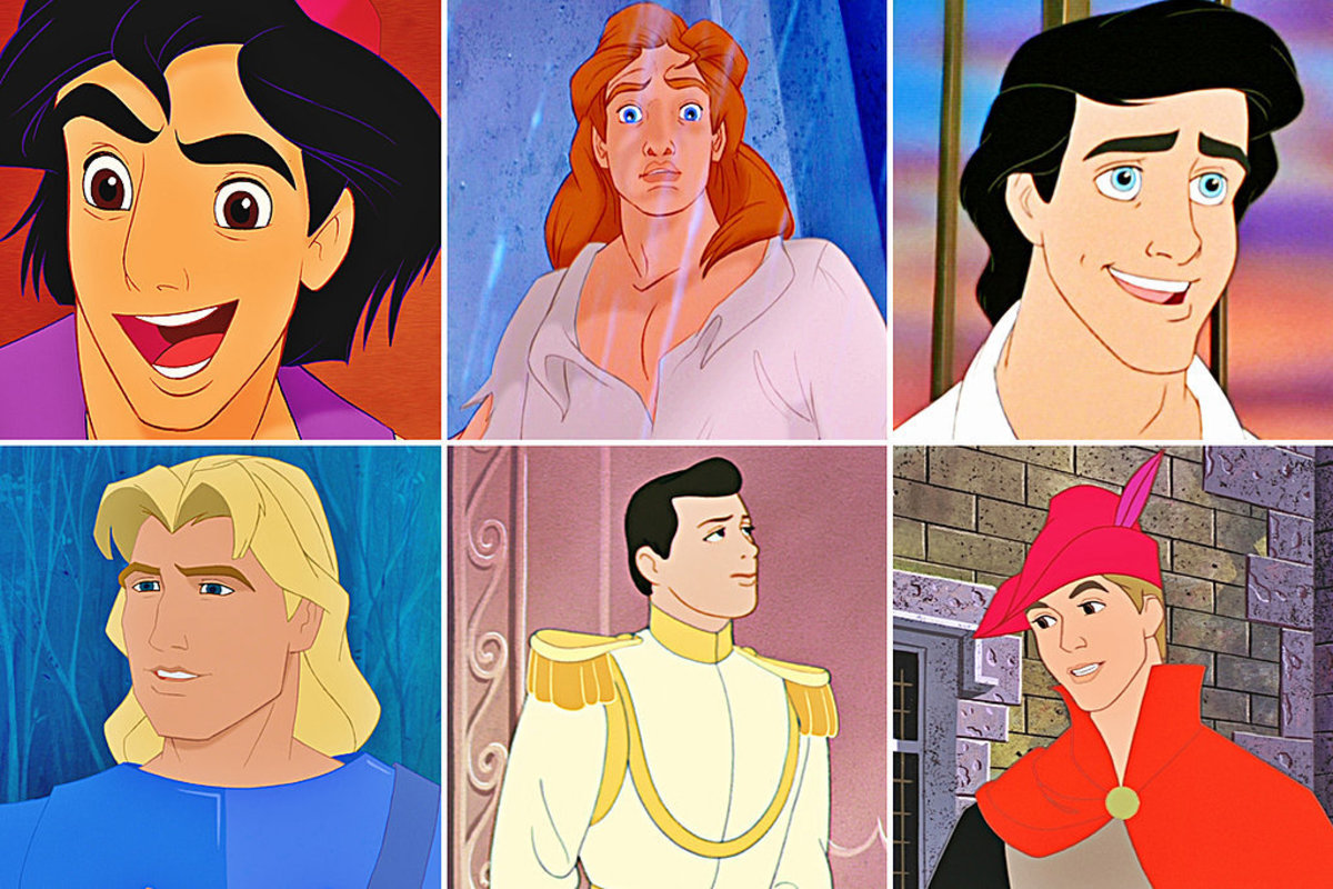 Which Disney Prince are You?