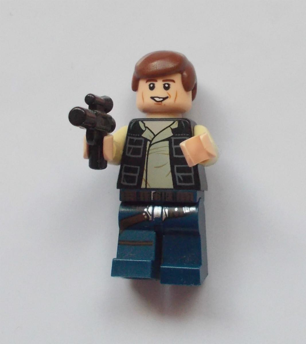 Harrison Ford's Han Solo