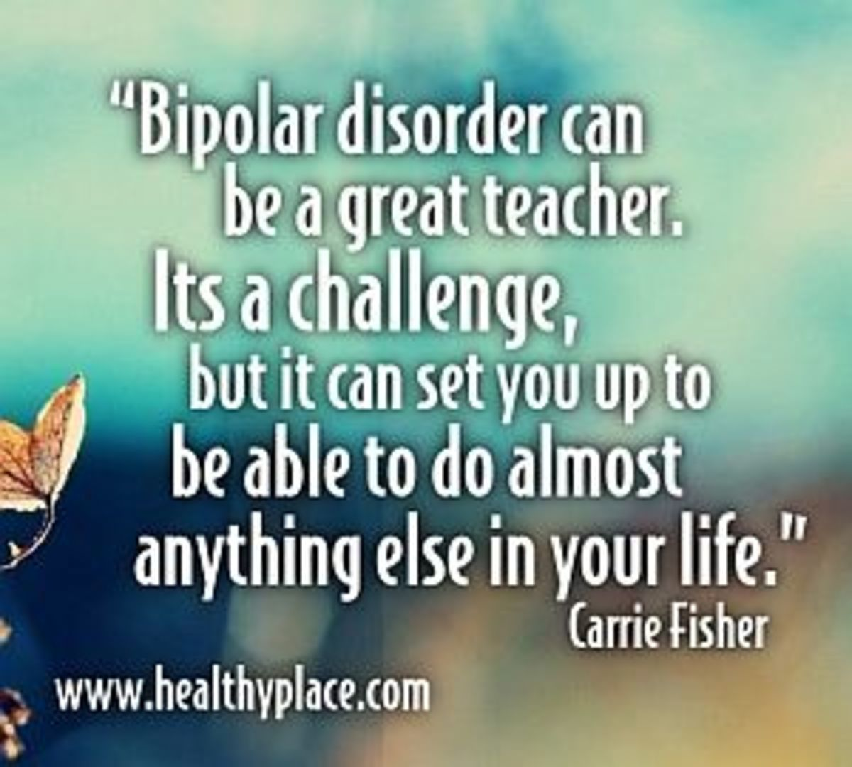 Bipolar Quotes Simple Inspirational Quotes For People With Bipolar 1 And 2 Disorder