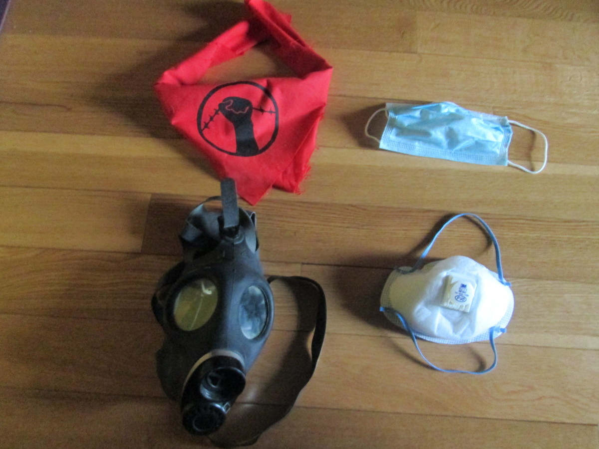 Face coverings/masks