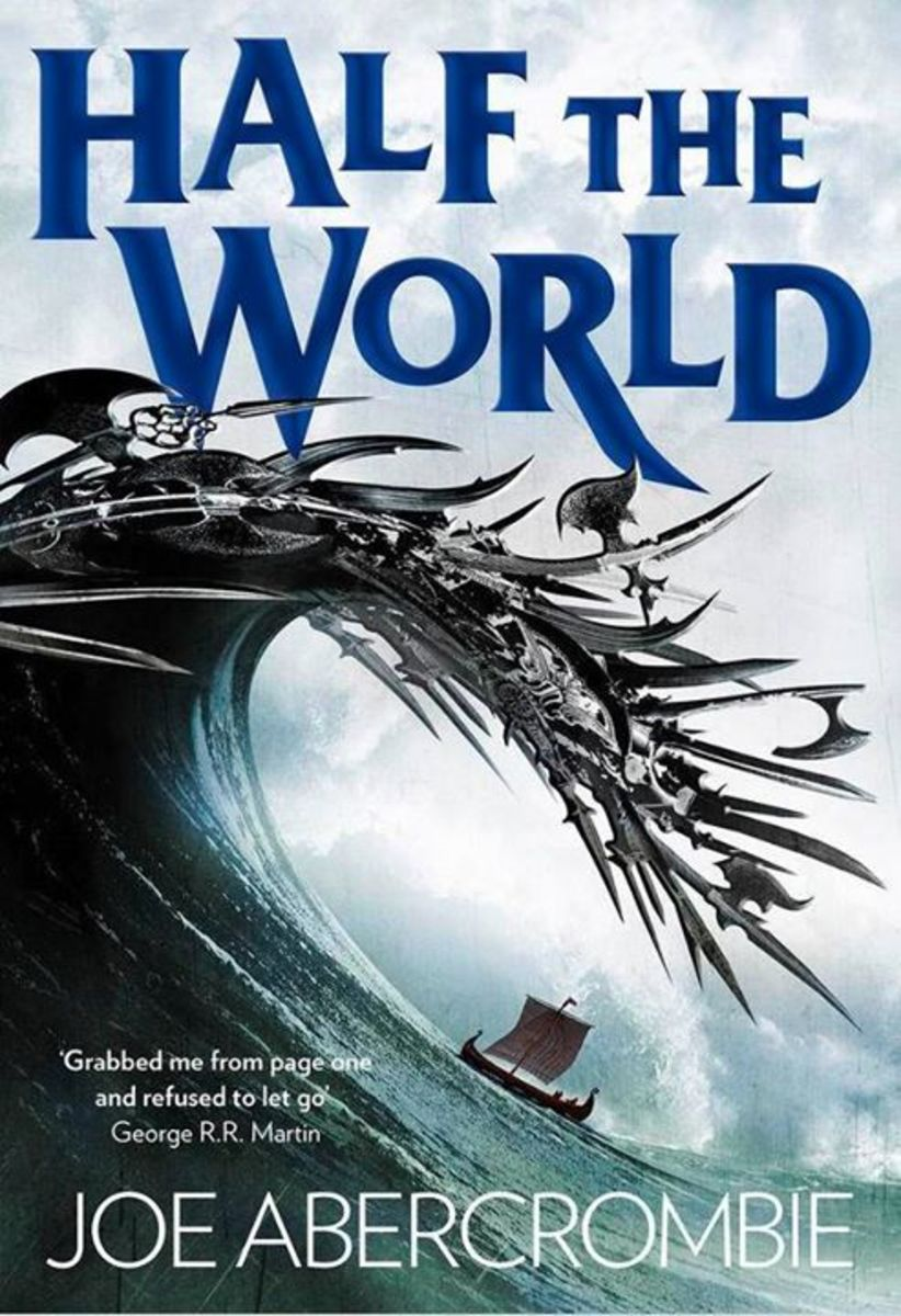 Cover Art from the UK edition of Half the World