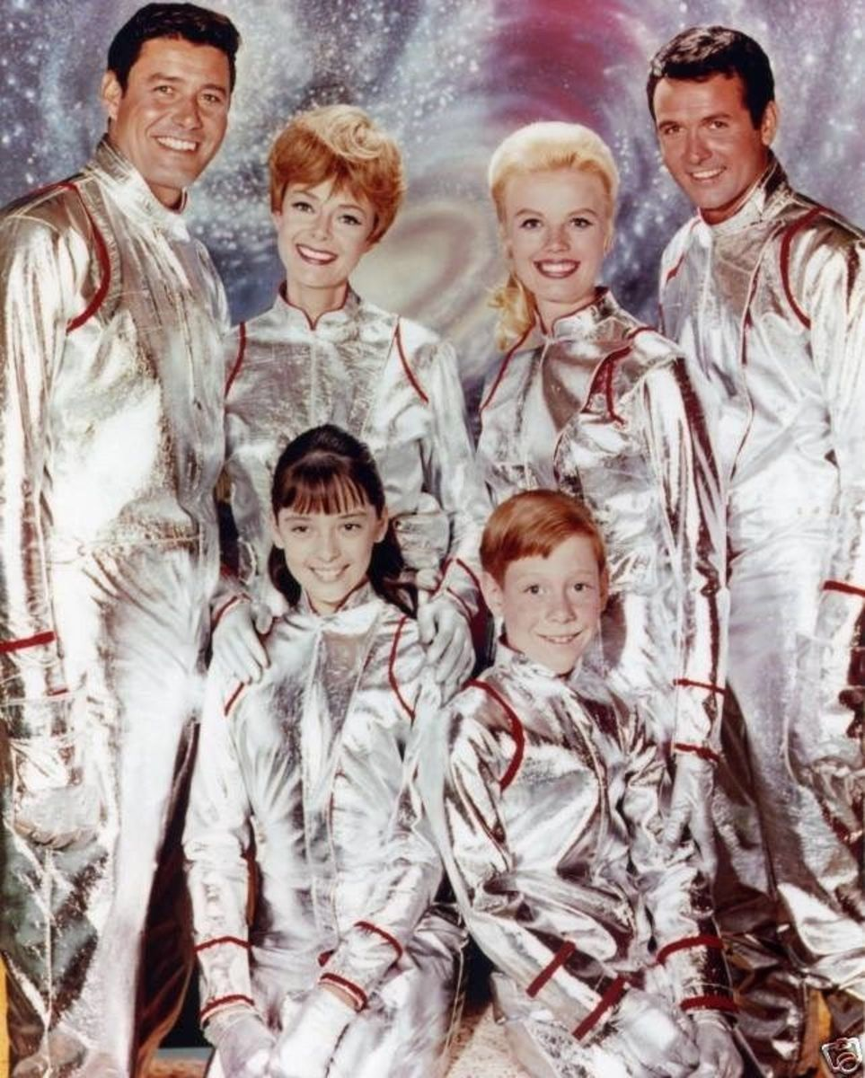 Judy Lost In Space