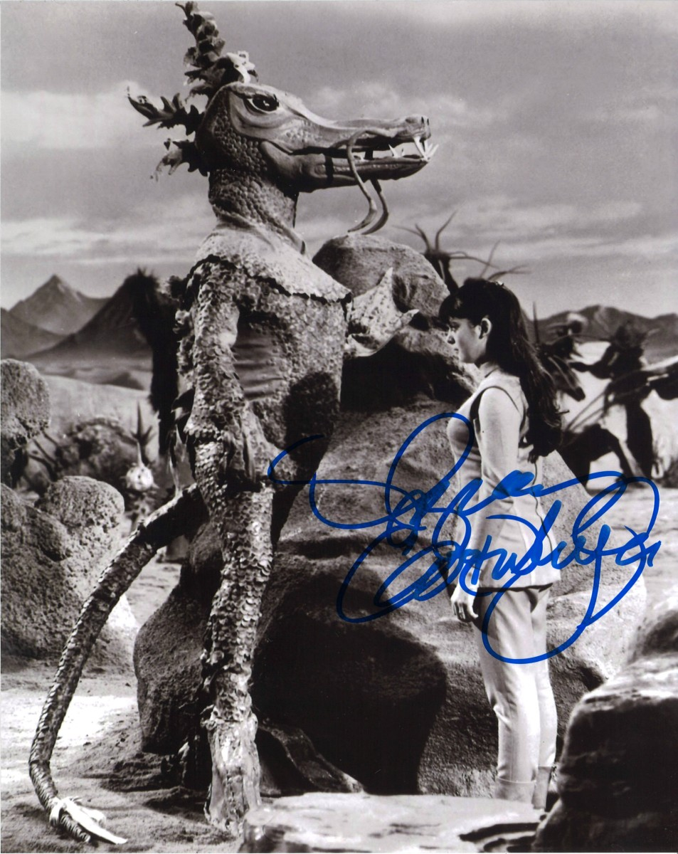 "Angela Cartwright, Penny Robinson becomes friends with a female dragon in ""The Questing Beast"" ... Did you know that Penny's full name in the show was Penelope Roberta Robinson"