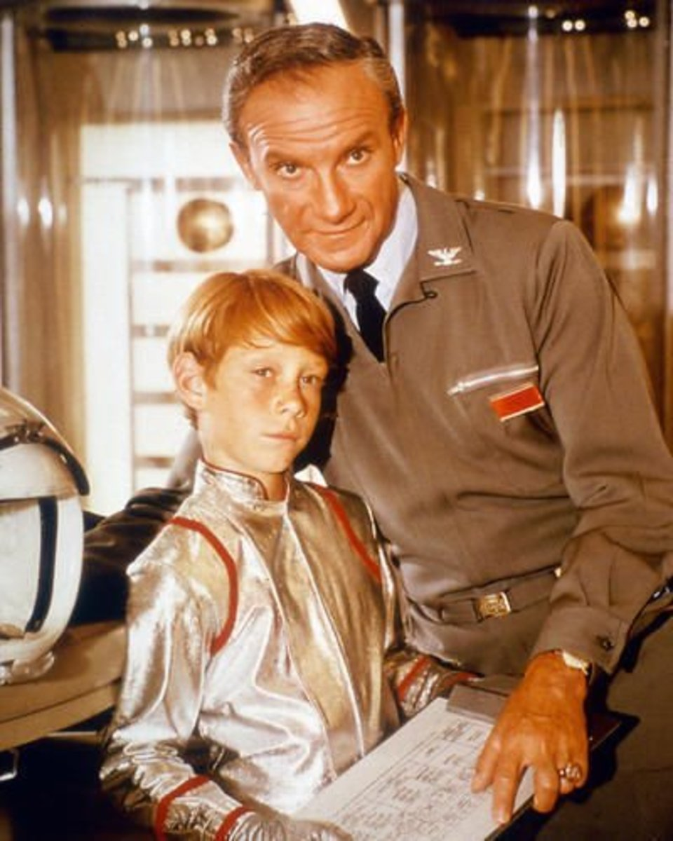 "Will Robinson and Dr. Zachary Smith. The caliber of actors chosen for ""Lost in Space"" assured some top-notch performers."