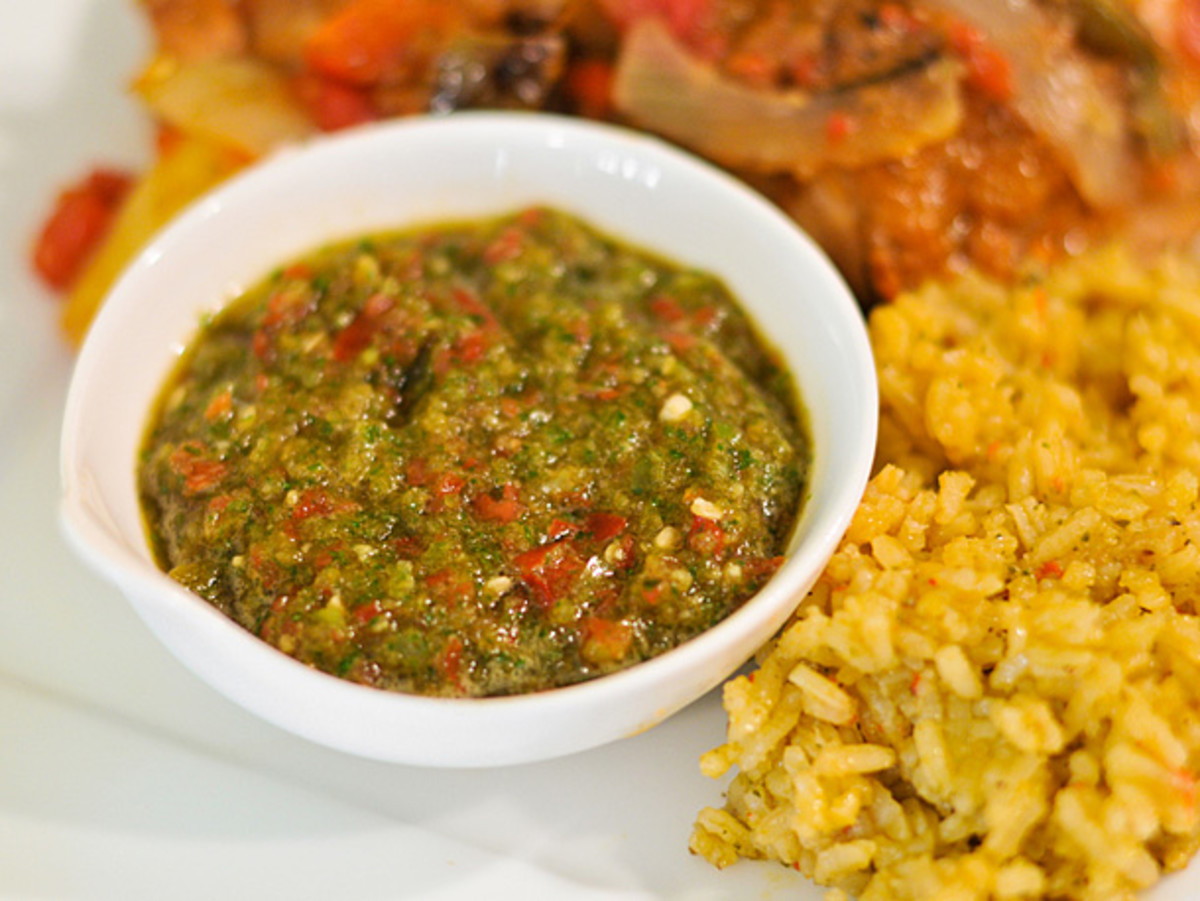 Island bites authentic puerto rican sofrito recipe hubpages for Authentic puerto rican cuisine