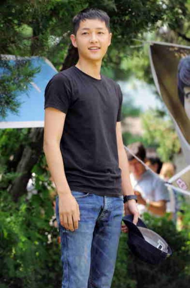 3. Song Joong Ki