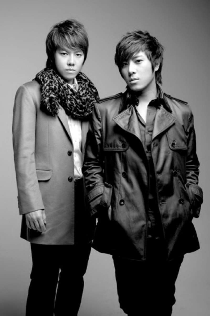 Yunheok and DK (the duo December)