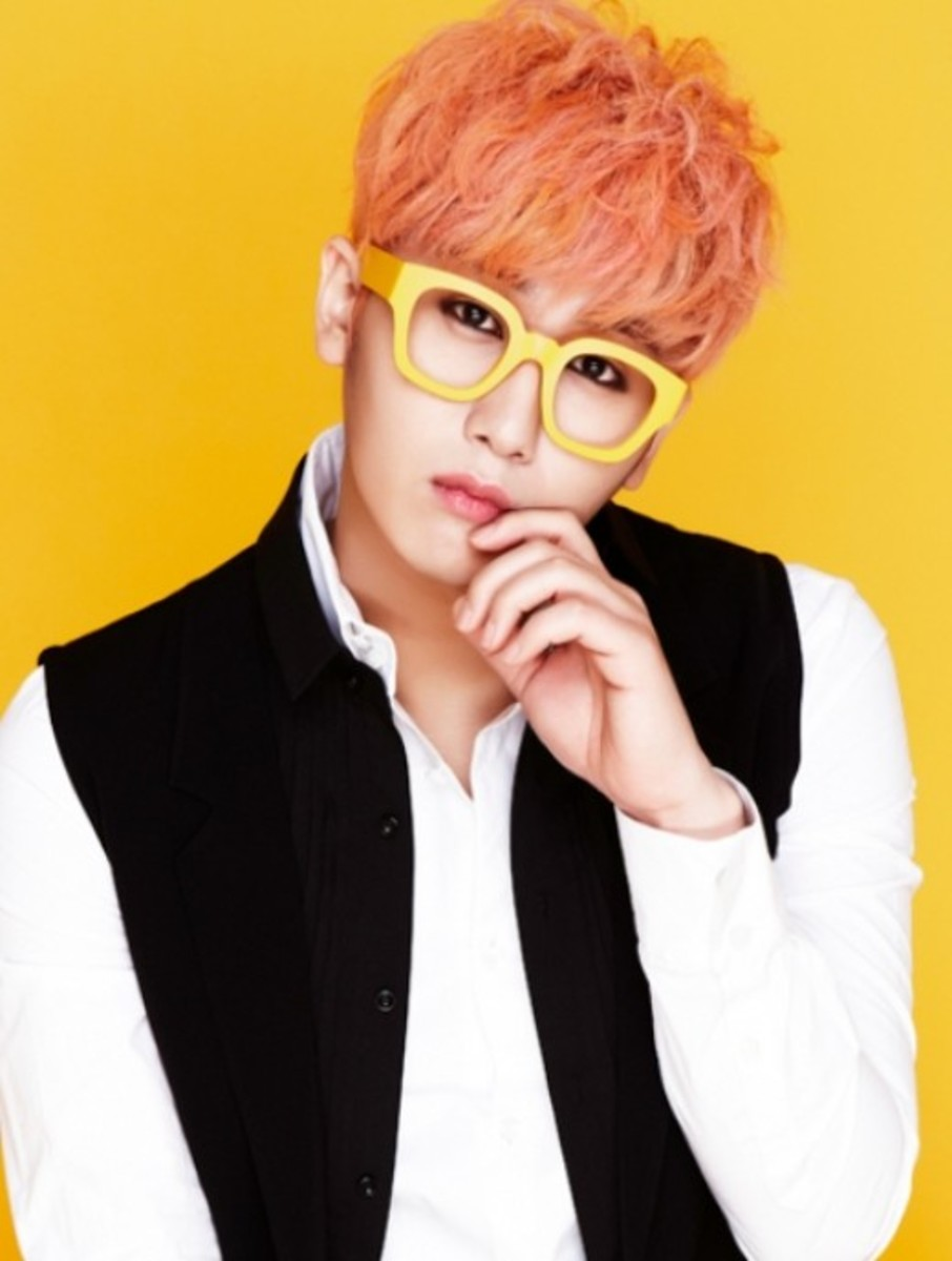 Heo Young Saeng (SS501)