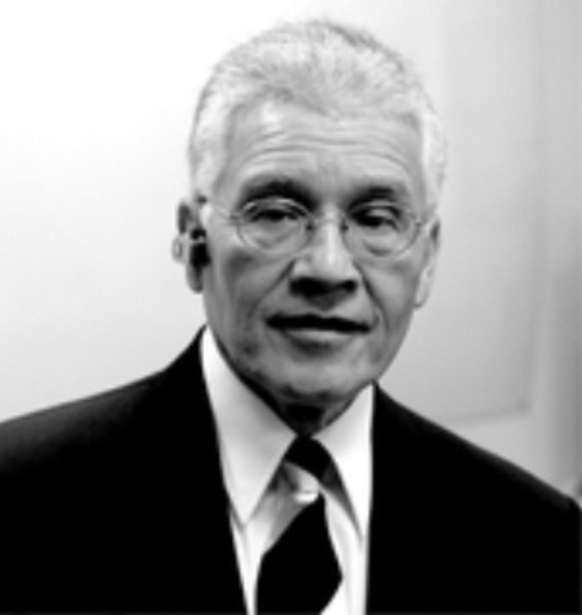 Joe E. Gonzales, Interim Superintendent