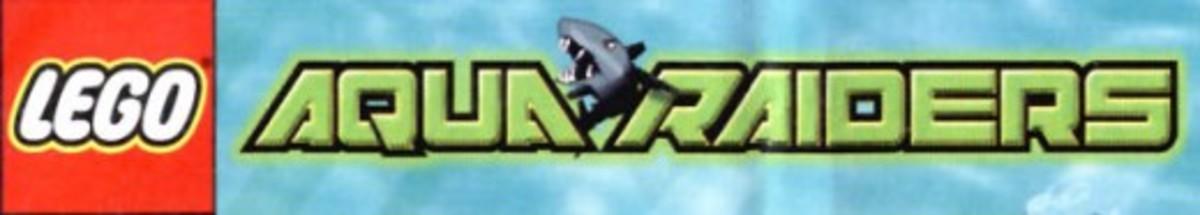LEGO Aqua Raiders Logo