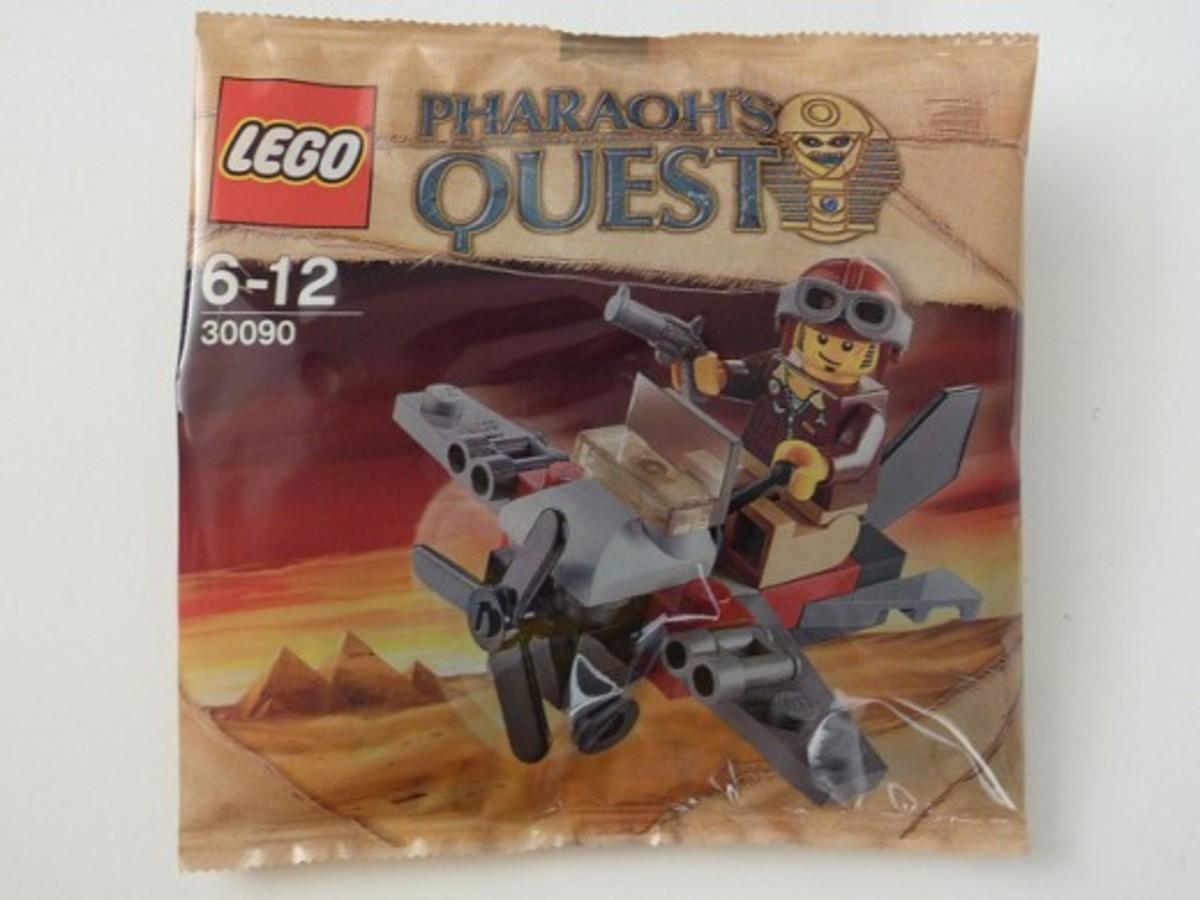 LEGO Pharaoh's Quest Desert Glider 30090 Polybag