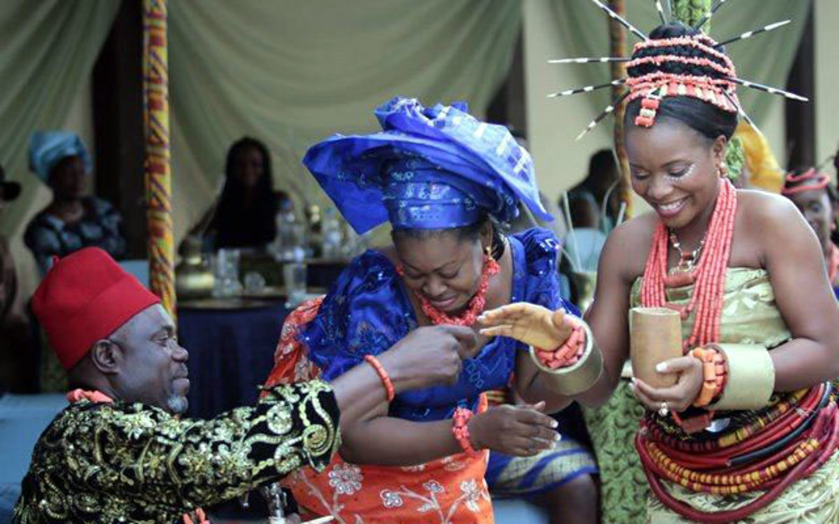 Nigerian Weddings: Igbo Traditional Marriage Engagement List of Items
