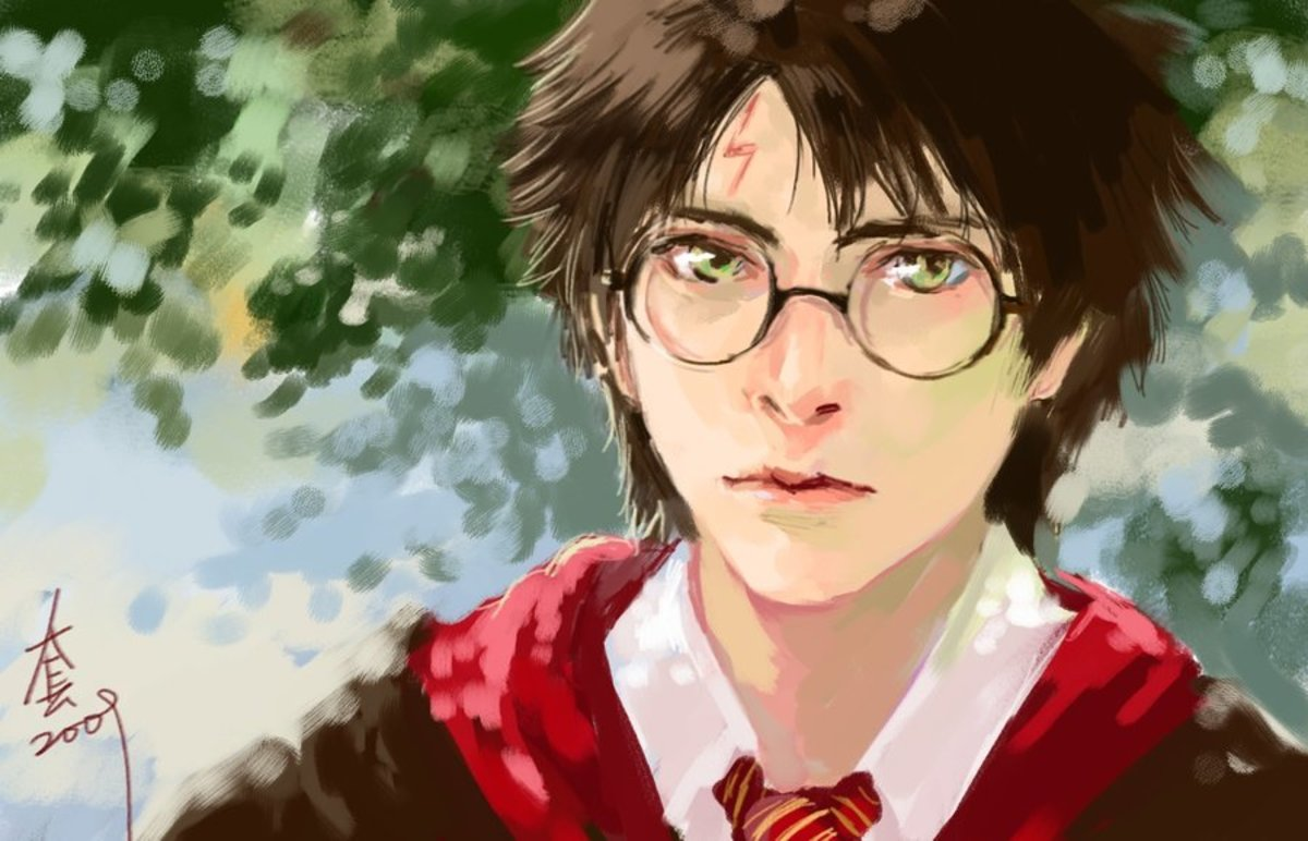 What Harry Potter Characters Should Look Like