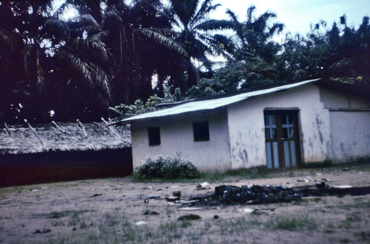 Chloroquine (treatment for Malaria) was indeed INJECTED into those Africans who subsequently contracted Ebola (typical symptoms manifesting within 5-7 days). It has since been given strictly in a pill form. However in 1976, in Zaire, Africa, safety p