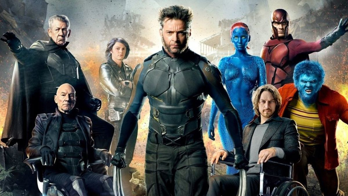 The X-Men series of movies began in 2000  and continues to rumble on with new characters, spin-offs and solo movies.