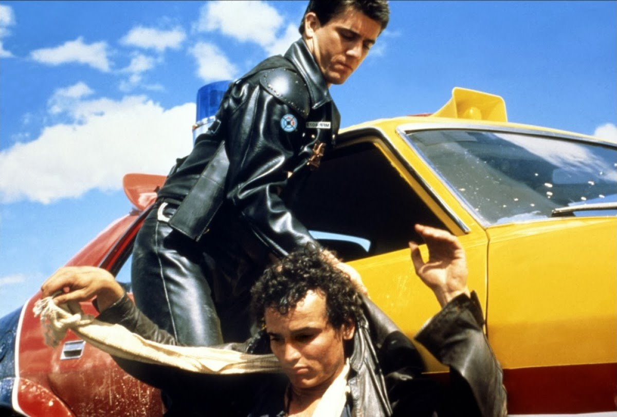 """A young Mel Gibson began his road to A-list status back in 1979 with the influential """"Mad Max""""."""