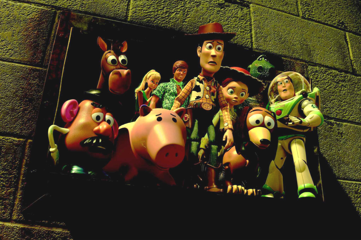 Pixar established the feature-length CG film in 1995 with the original 'Toy Story' and these beloved characters continue to enjoy huge popularity.