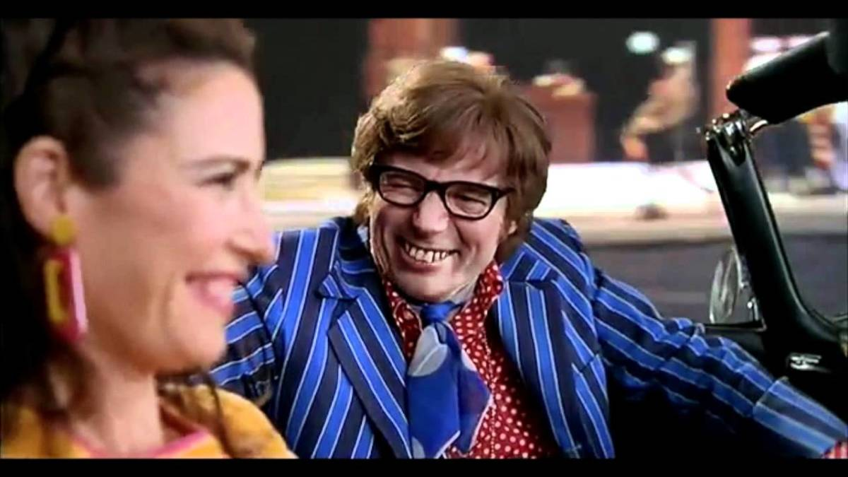 Mike Myers' swinging Sixties spy spoof Austin Powers has featured in three films to date and remains his most popular comic creation.
