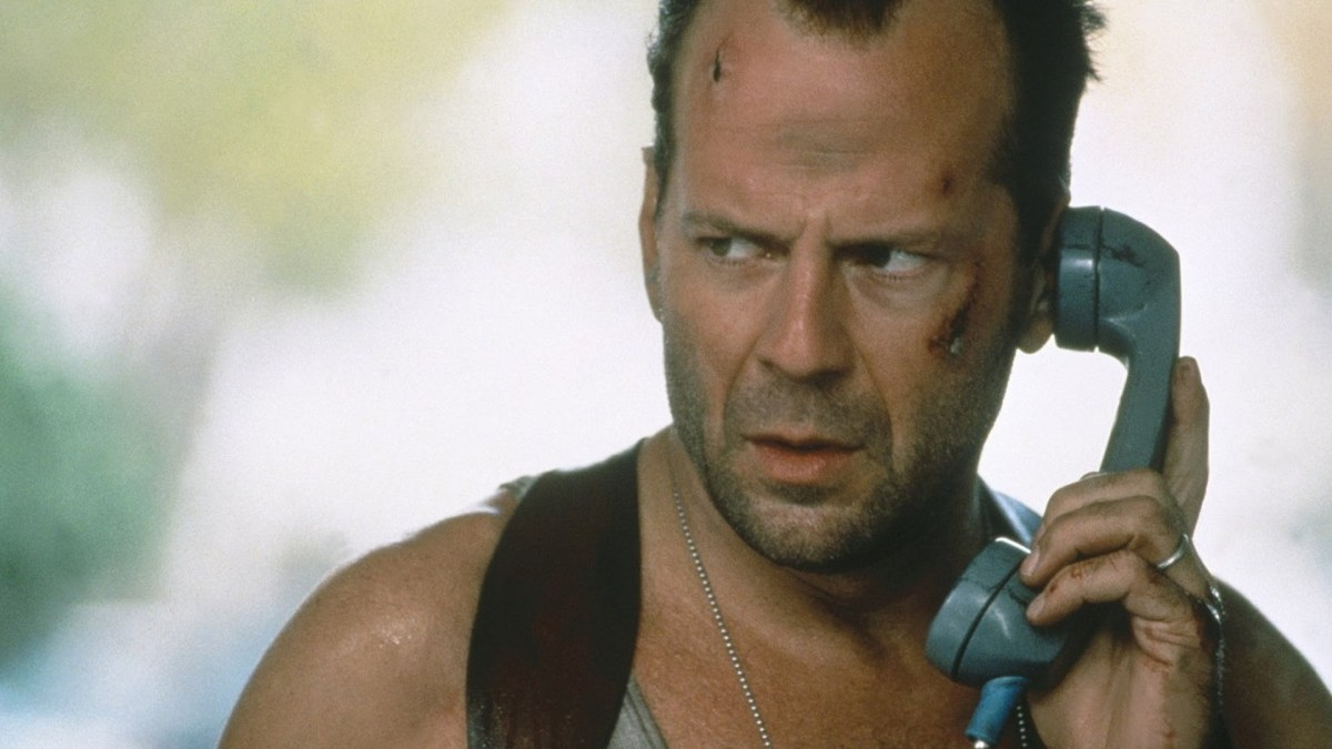 Not only has 'Die Hard' come to epitomise the action thriller but Bruce Willis' performances as unlucky cop John McClane has turned it into his signature role.