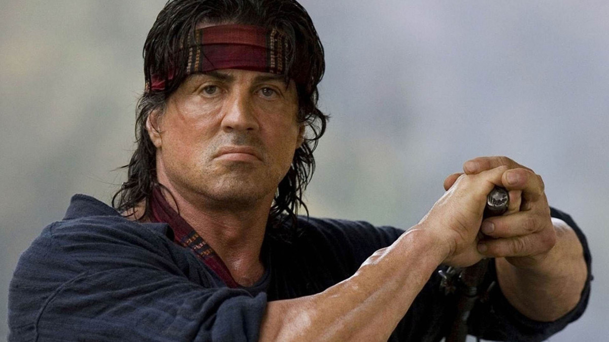 Sylvester Stallone has continued to play John Rambo ever since he debuted in 1982, even as recently as 2019.