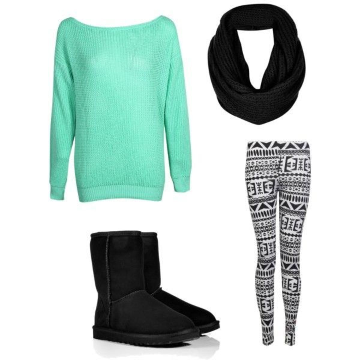 3d87d0cc1bcd Back To School Outfits for Teens