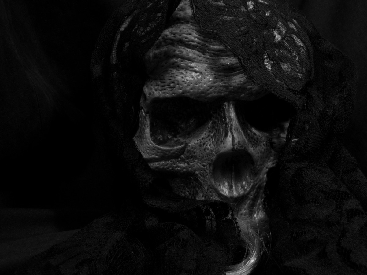 Celebrating Halloween and Samhain With Santa Muerte