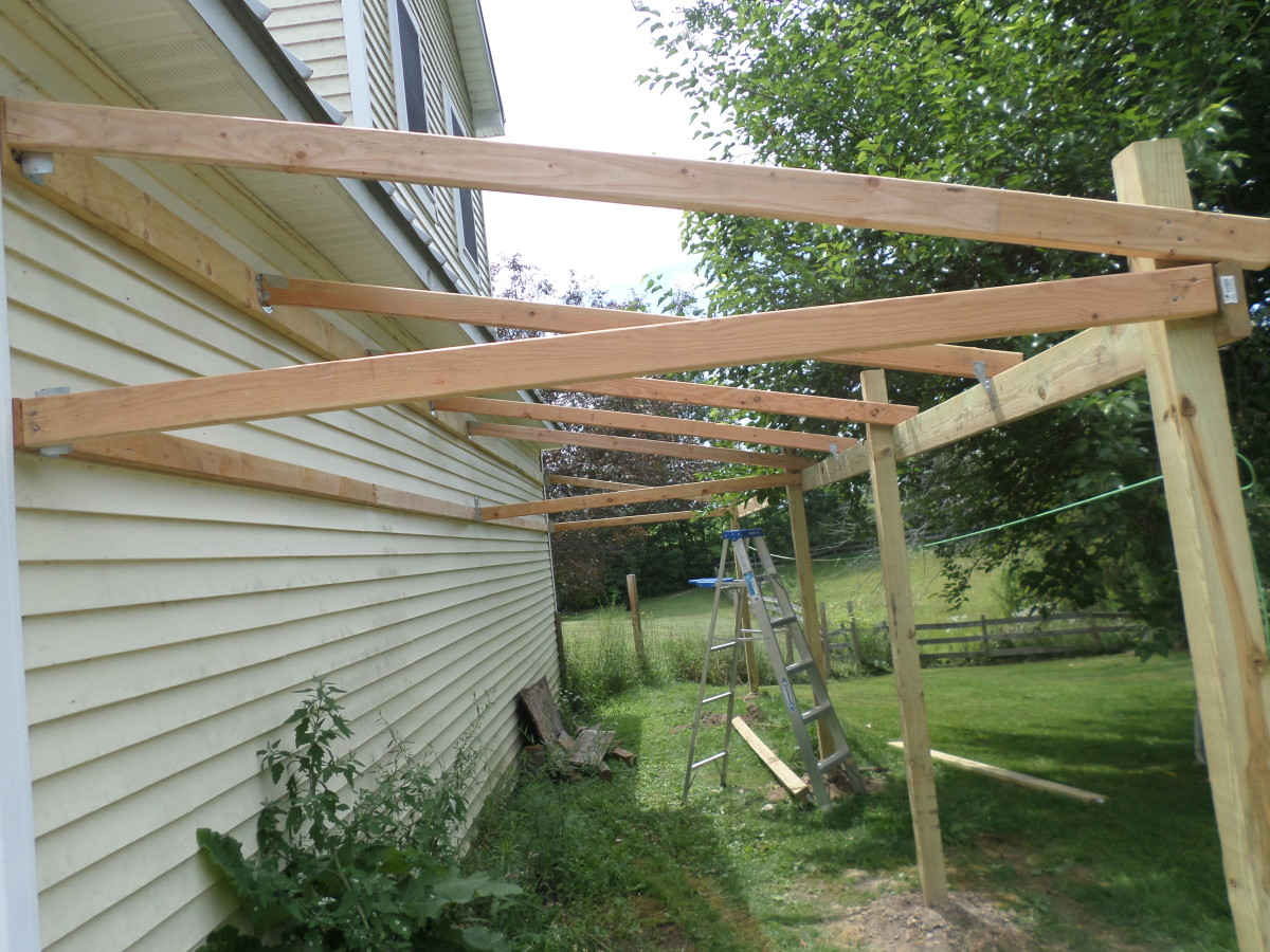 Building A Lean To Shed Hubpages