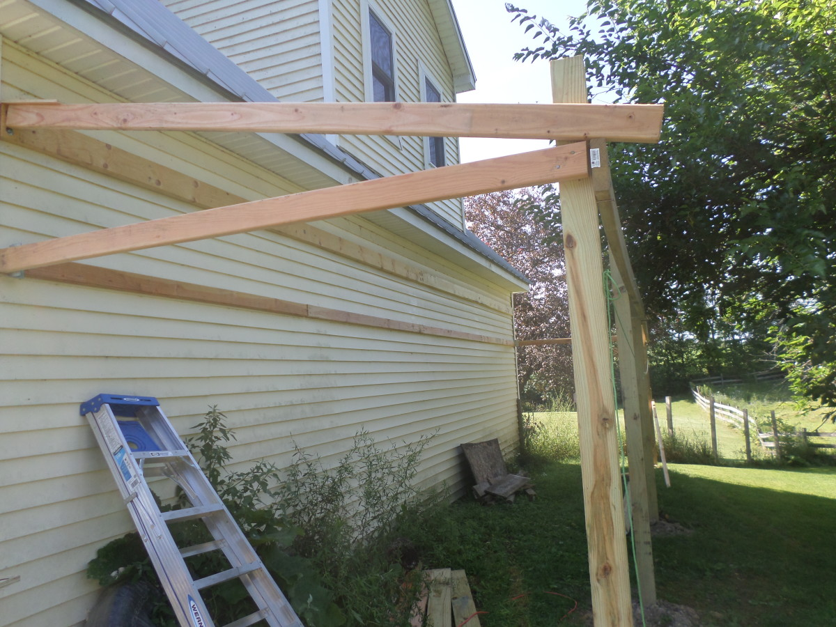 building-a-lean-to-shed