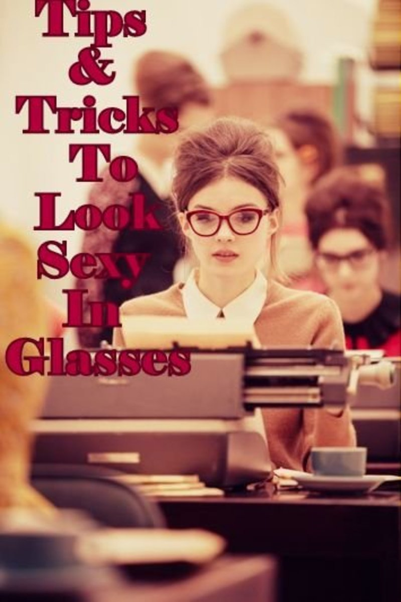Tips & Tricks To Look Sexy In Glasses for women