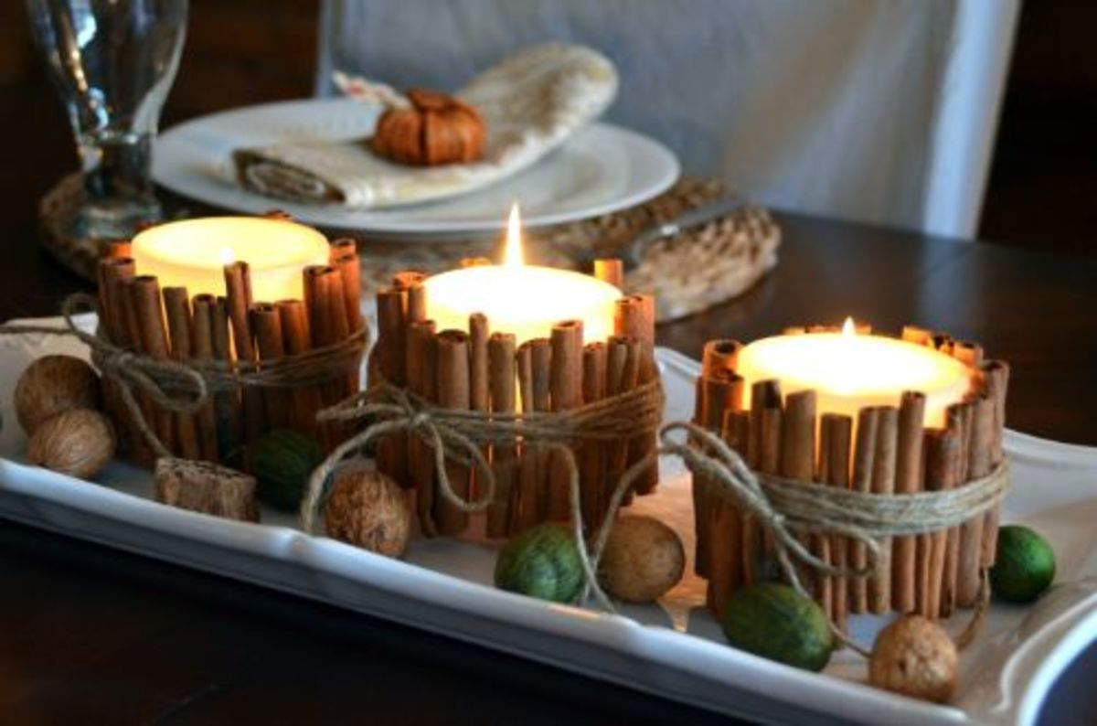 51 Beautiful and Useful Cinnamon Stick Craft Ideas
