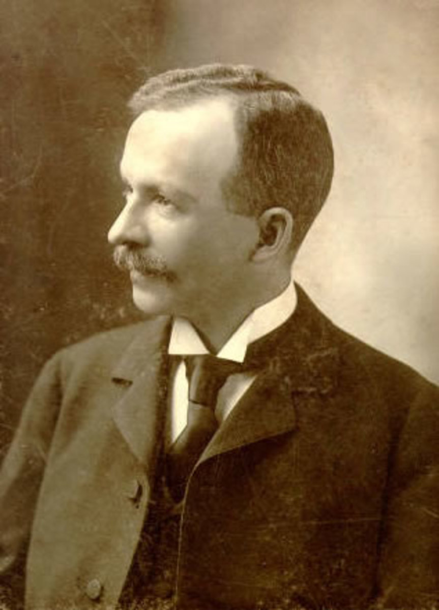 Picture of Charles Chesnutt