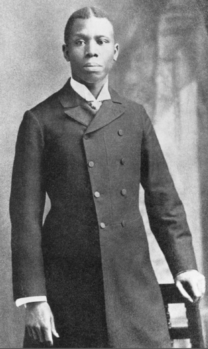 Picture of Paul Laurence Dunbar